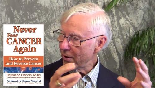 Never Fear Cancer Again – Dr Saputo with Raymond Francis (Video)