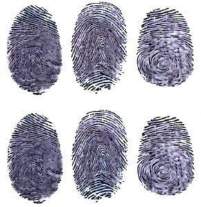 Individual as your fingerprints